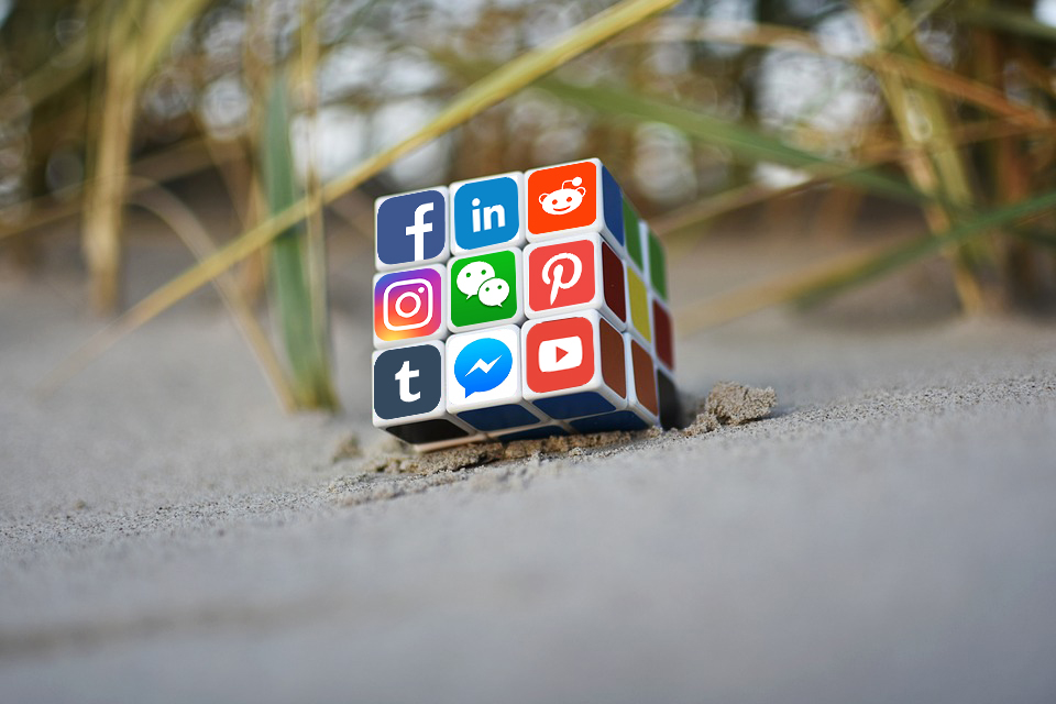 Social media rubik's cube in the sand - crisis management during the holidays